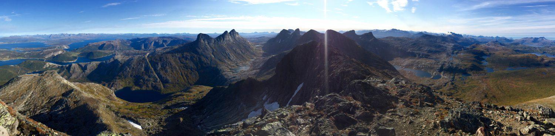 Norge er ikke skapt for å sitte på ræva