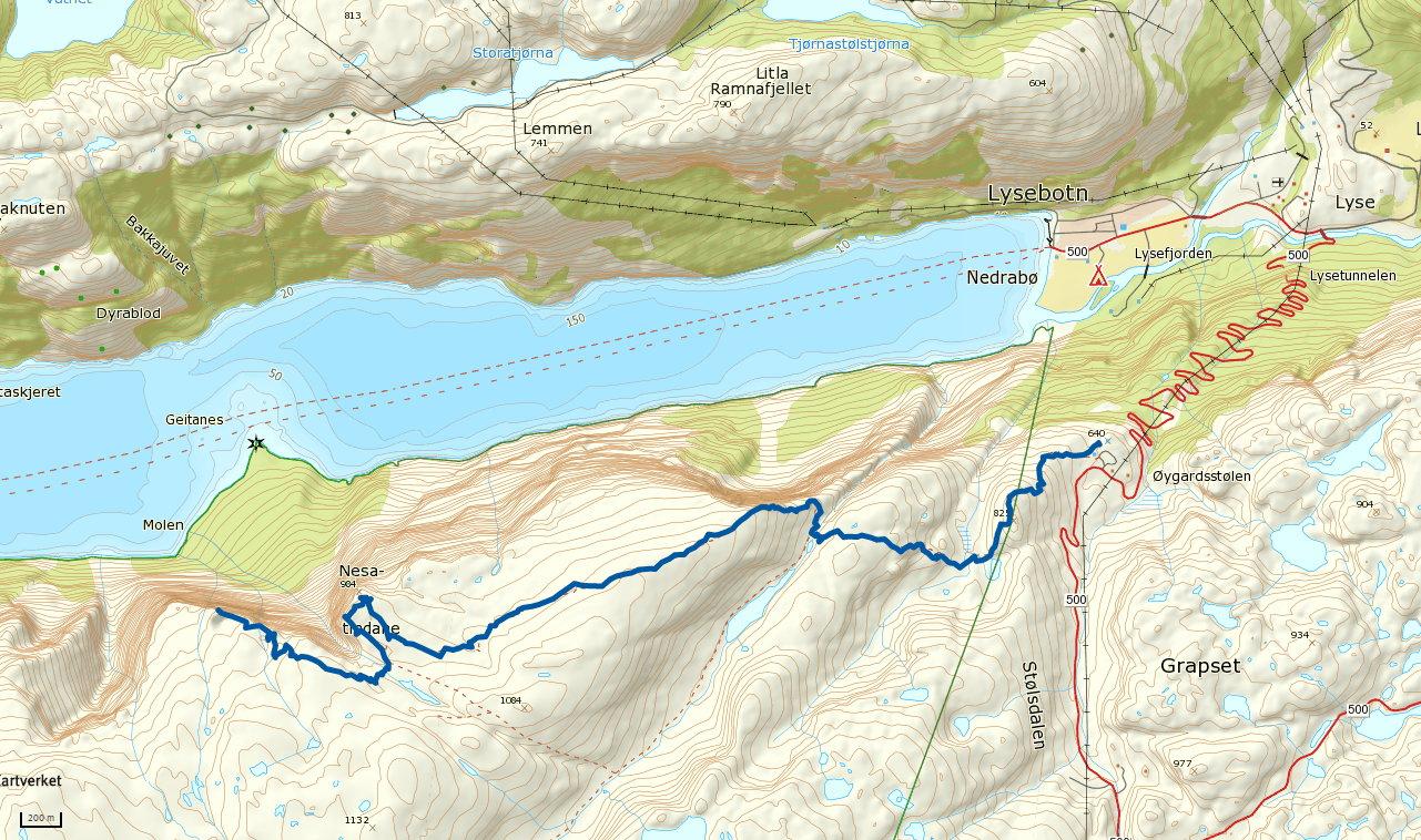 kjeragbolten kart Kjeragbolten 959 moh – Norge er ikke skapt for å sitte på ræva kjeragbolten kart