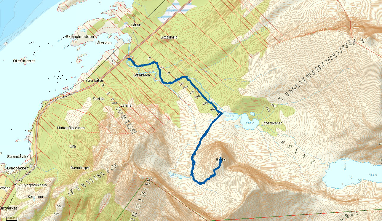 Seta 660 moh